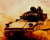 Bradley Fighting Vehicle Wallpaper Icon
